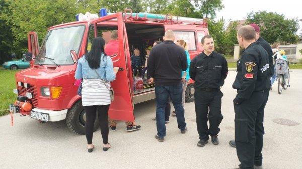 Tűzoltók a Csicsergő óvodában | Csicsergő tagóvodaCsicsergő tagóvoda