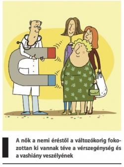 Vashiányos vérszegénység - Trombózis- és Hematológiai Központ