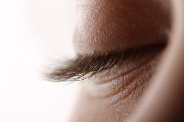 növekedés a belső szemhéjon