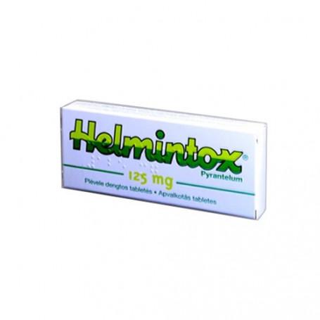 vermox vs helmintox)
