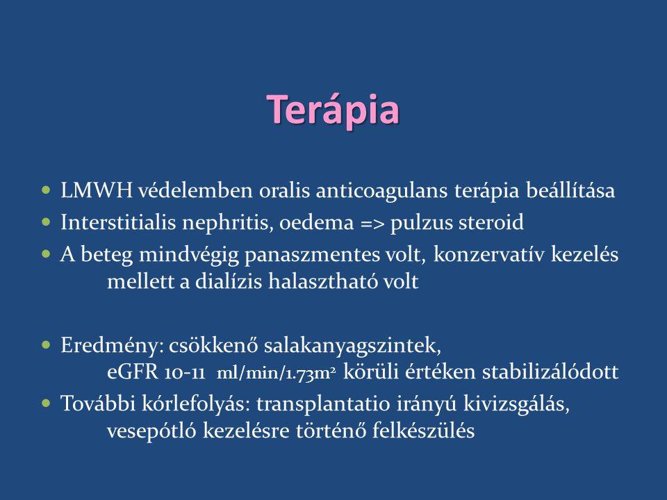 A HPF kezelése öt parazita tabletta